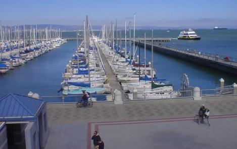 Bay area, SF